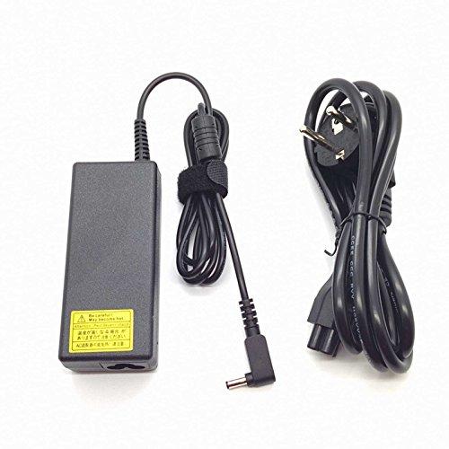 Adaptador Cargador Nuevo y Compatible con Portátiles ASUS ZenBook VivoBook Transformer EeeBook Series con Punta 4,0mm*1,35mm y 19v 3,42a del listado Inferior