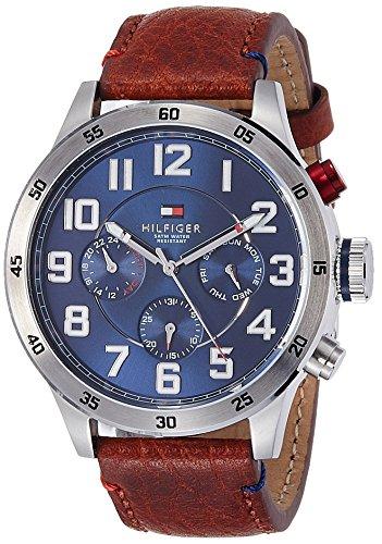 Tommy Hilfiger Chronograph Blue Dial Men's Watch - TH1791066J