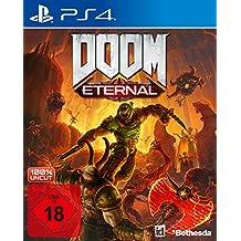DOOM Eternal inkl. Metal Plate (Exkl. bei Amazon) [Playstation 4]