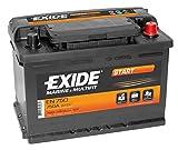 Exide - Batería para coche EN750 12V 74Ah 680A
