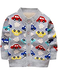 8d2b5a78cb08 Amazon.co.uk  18-24 Months - Knitwear   Baby Boys 0-24m  Clothing