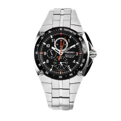 Seiko Armbanduhr Seiko Sportura Alarmchronograph SNAD23P1