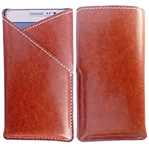 Oppo Neo 5 - Pu Leather Mobile Pouch Cover (Be Unique Buy Unique ) Buy It Now By eSyon