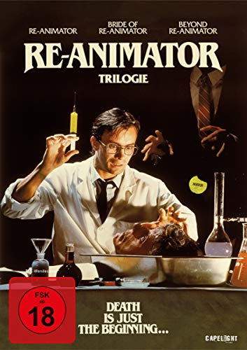 Re-Animator Trilogie [3 DVDs]