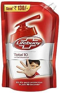 Lifebuoy Total 10 Activ Naturol Hand Wash - 800 ml