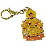 Fengshui Jade Emperor Heaven amulette W gratuit Bracelet chaîne rouge W3323