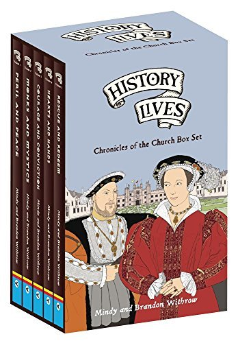 History Lives Box Set: Chronicles of the Church by Brandon Withrow (2012-01-20)