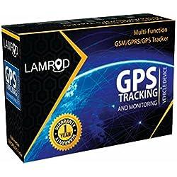 Lamrod Prime Gps Car/Bike Tracker
