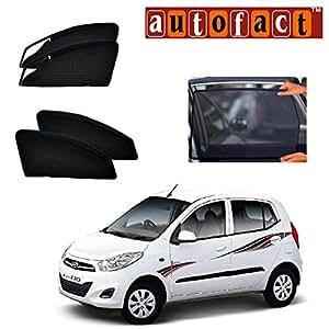 Autofact Car Accessories Zipper Magnetic Sunshades Hyundai I10
