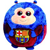 FC Barcelona - Peluche Capità, 30 cm, color azul y rojo (TY 38535TY)