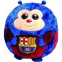 FCB FC Barcelona - Peluche Capità, 30 cm, Color Azul y Rojo (TY