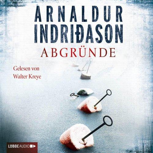Buchseite und Rezensionen zu 'Abgründe: Island Krimi' von Arnaldur Indriðason