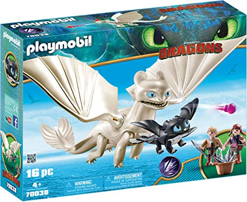 PLAYMOBIL DreamWorks Dragons Furia Diurna Bebé Dragón