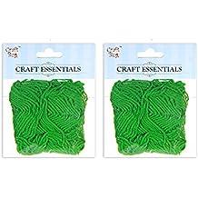 Itsy Bitsy Wool Knitting Yarn, 12gm, Pack of 2