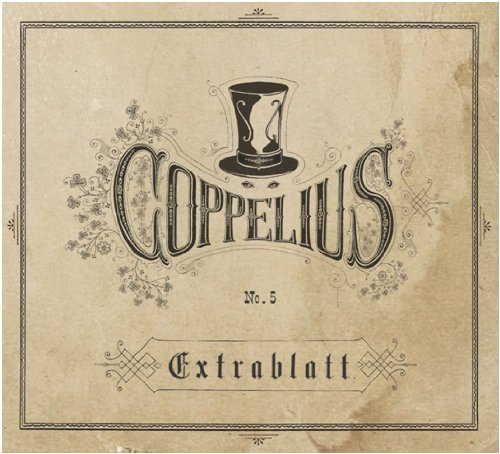Coppelius: Extrablatt (Audio CD)