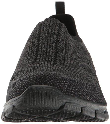 Skechers Empire - Inside Look Gris / Blanc Textile Noir