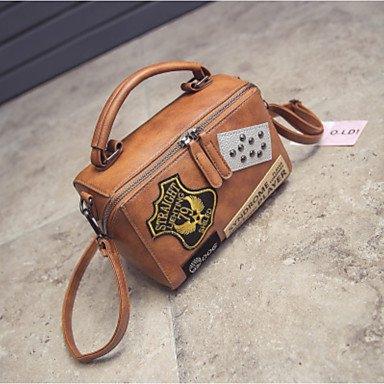 Frauen Handtasche Schöne CasualShoulder Tasche Brown