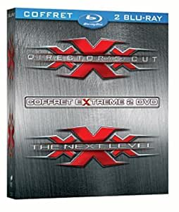 XXX - XXX 2 : coffret 2 Blu-ray