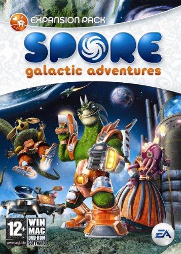 Spore: Galaktische Abenteuer (Erweiterungspack) [PEGI]