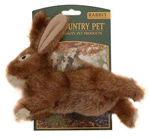 Country Pet Hunde-Plüsch-Spielzeug, Kaninchen