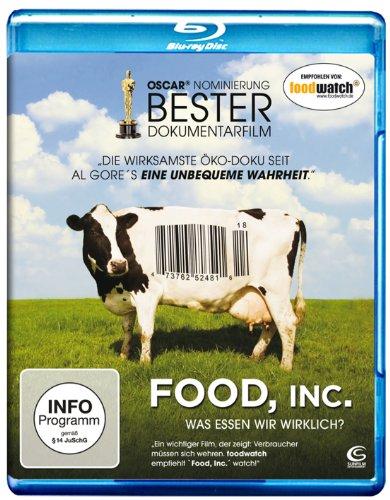 Food, Inc. - Was essen wir wirklich? [Blu-ray] (Saatgut Schnell)