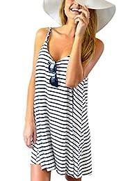 4926bcffd81 Amazon.fr   Malloom® - Robes   Femme   Vêtements