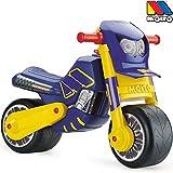 Rutschermotorrad, breite Reifen, geeignet für Innen und Außen, 69 x 51 cm: Laufrad Kinder Motorrad Roller Rutschfahrzeug Kinderbike Lauflernrad Lernlaufrad
