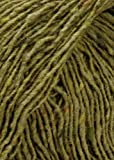 LANG YARNS Donegal - Farbe: Khaki (0199) - 50 g / ca. 190 m Wolle
