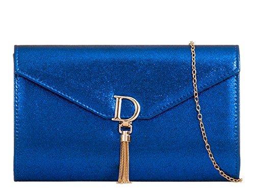 haute-pour-diva-womens-dames-nouvelle-paillette-finition-faux-cuir-logo-chaine-detail-pompon-sac-a-m