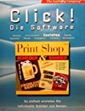 Click! Print Shop Schilder u. Banner (Windows 95)