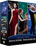 Collection Emma Stone Ryan Gosling - Coffret : Gangster Squad + La La Land + Crazy Stupid Love