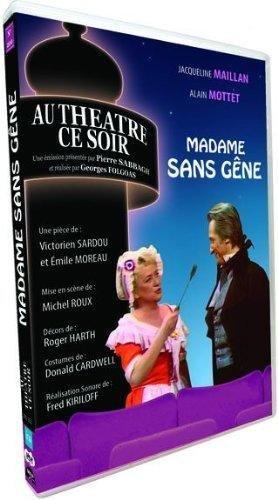 Au Théâtre Ce Soir - Madame Sans Gene (Émission N° 200 De La Collection)