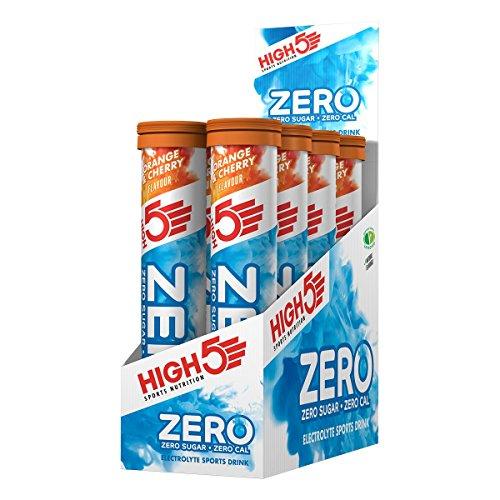 High5 Zero Cherry-Orange (8 Tubes), 1er Pack (1 x 640 g) -