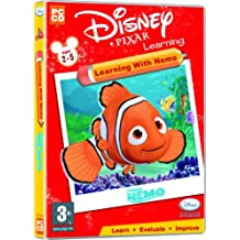 Disney Learning With Nemo Ages 2-5 (PC)