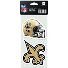 "NFL 2-Piece Die-Cut Decal, 4"" x 8"""
