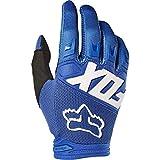 Fox Handschuhe Junior Dirtpaw Race, Blau, Größe YS