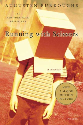 Book cover for Running with Scissors