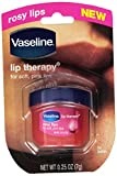 Vaseline terapia de labios, labios de rosas, 0.25 oz