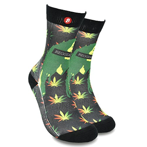 Fool's Day Einzigartige gemusterte Socken für Männer/Frauen-verschiedene Art-bunte Kleid-Socken (Kleid Socken Komfort)