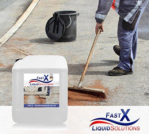 Fast X Ölfleckenentferner 5 Liter -