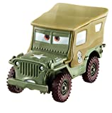 Disney Pixar Cars petite voiture véhicule militaire Sergent, jouet pour enfant, FJH95