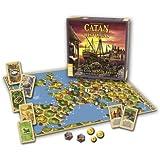 Devir - Catan los colonos de Europa, juego de mesa (BGCATEU)