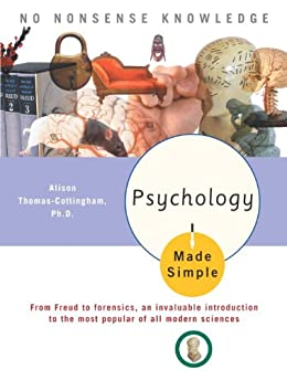 Psychology Made Simple (Made Simple Books (Doubleday)) von [Thomas-Cottingham Phd, Alison]