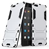 MOONCASE Smartisan U1 Pro Hülle, Dual Layer Hybrid Rugged