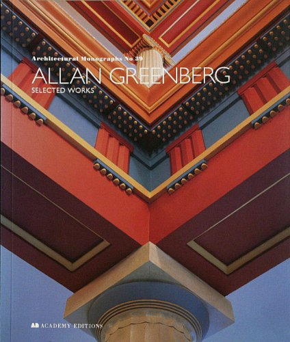 Allan Greenberg (Architectural Monographs)