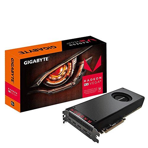 Gigabyte GV-RXVEGA56-8GD-B Carte graphique Nvidia Radeon RX VEGA 56 8G 1471 MHz PCI Express