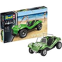 Revell 07682–Maqueta de Volkswagen Buggy en escala 1: 32