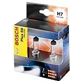 Bosch Autolampe H7 Plus +50 Plus Extralife 12V/55W Doppelbox