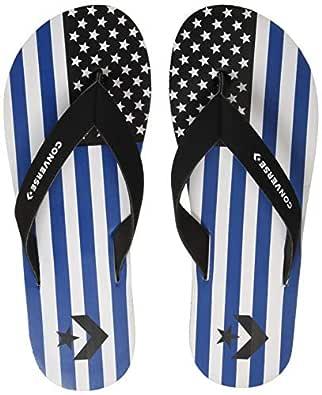 Converse Men's Blue/Black Hawaii Thong Sandals-6 UK/India (39 EU) (8907788149285)