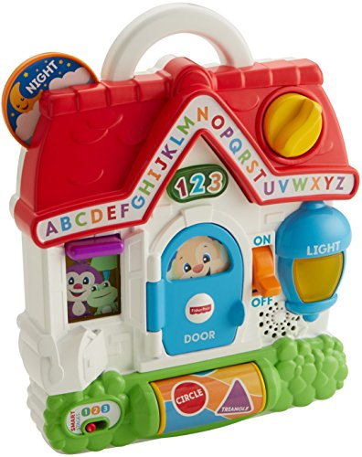 Fisher Price Laugh And Learn Puppy's Busy Activity Home